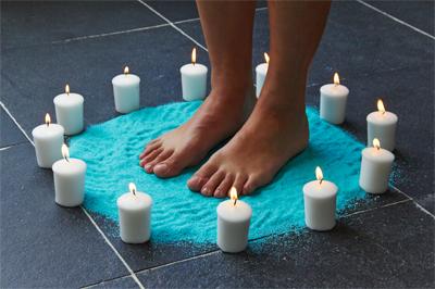 Sentimend - voeten